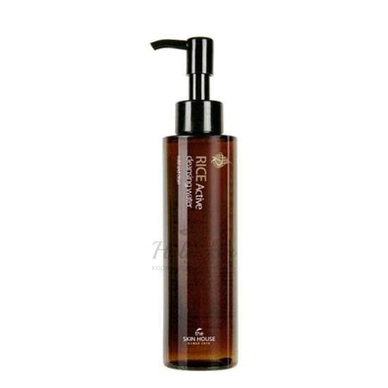 Купить Средство для снятия макияжа The Skin House, Rice Active Cleansing Water, Южная Корея