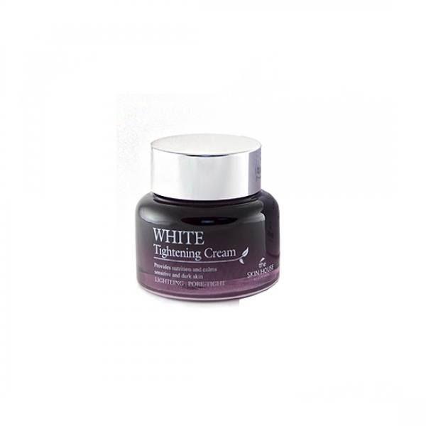 Купить Осветляющий крем для сужения пор The Skin House, White Tightening Cream, Южная Корея