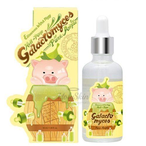Купить Сыворотка для лица Elizavecca, Milky Piggy Galactomyces Ferment Filtrate 100%, Южная Корея