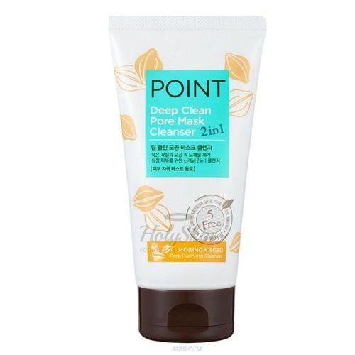 Купить Очищающее средство для лица Kerasys, Point Deep Clean Pore Mask Cleanser, Южная Корея