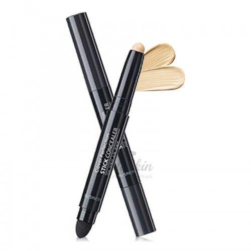 Консилер для лица в виде стика The Saem Cover Perfection Stick Concealer фото