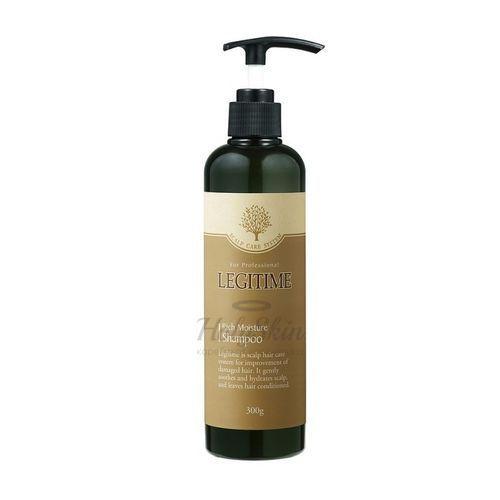 Купить Увлажняющий шампунь для волос Welcos, Mugens Legitime Rich Moisture Shampoo, Южная Корея
