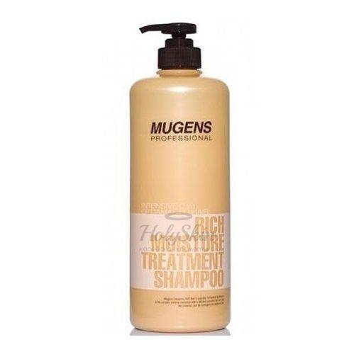 Купить Шампунь для волос Welcos, Mugens Rich Moisture Treatment Shampoo, Южная Корея