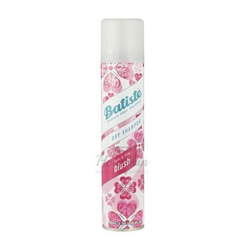 Сухой шампунь для придания свежего вида волосам Batiste Batiste Blush Dry Shampoo фото