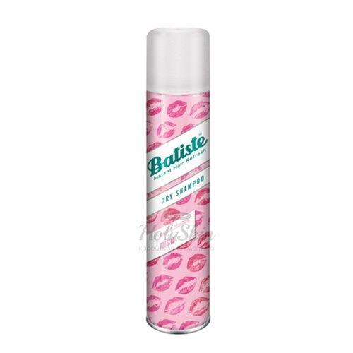 Купить Сухой шампунь для придания свежего вида волосам Batiste, Batiste Nice Dry Shampoo, Великобритания