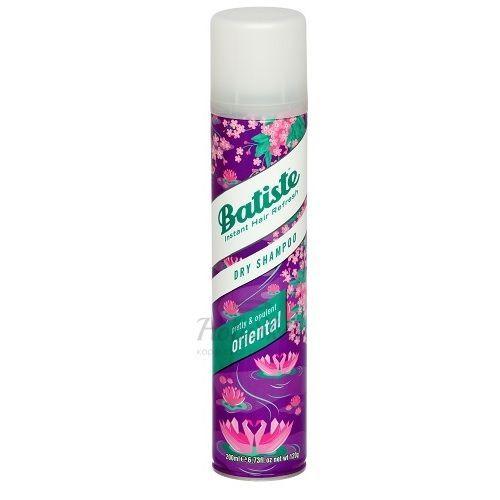 Купить Сухой шампунь для придания свежего вида волосам Batiste, Batiste Oriental Dry Shampoo, Великобритания