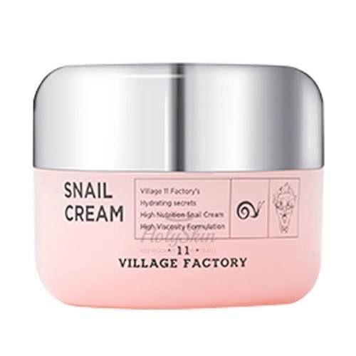 Регенерирующий крем для лица Village 11 Factory Village 11 Factory Snail Cream