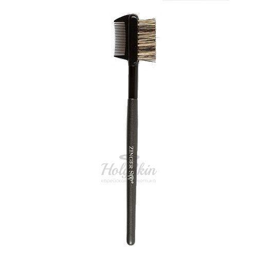 Купить Мягкая щеточка для бровей Zinger, Щёточка для бровей Zinger SB1007, Германия
