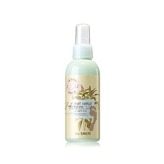 Mint Jungle Foot Mist The Saem купить