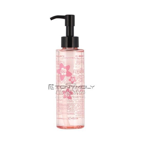 Floria Firming Body Oil description