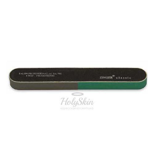 Купить Полировочный блок для ногтей Zinger, Полировочный блок 6 сторон Zinger BA-702, Германия