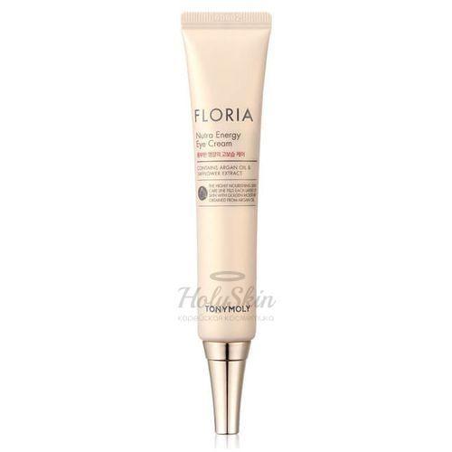 Купить Питательный крем для глаз Tony Moly, Floria Nutra Energy Eye Cream, Южная Корея