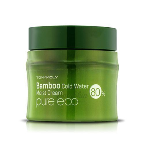 Pure Eco Bamboo Icy Water Moisture Cream отзывы
