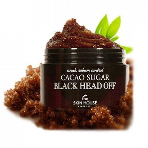 Скраб для лица The Skin House Cacao Sugar Black Head Off фото