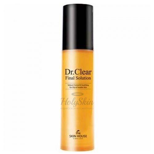 Лосьон для проблемной кожи The Skin House Dr.Clear Magic Lotion фото