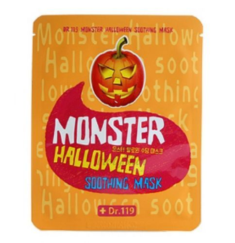 Dr.119  Monster Halloween Soothing Mask Baviphat отзывы