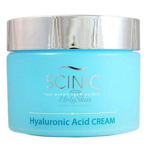 Купить Увлажняющий крем для лица с гиалуроновой кислотой Scinic, Hyaluronic Acid Cream, Южная Корея