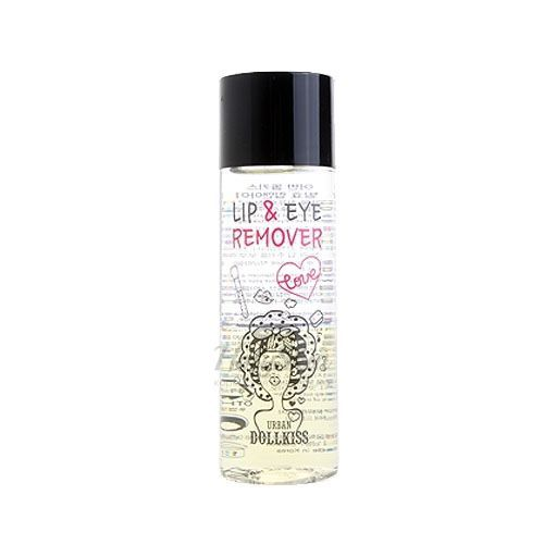 Urban Dollkiss The Pure Fermented Lip and Eye Remover отзывы