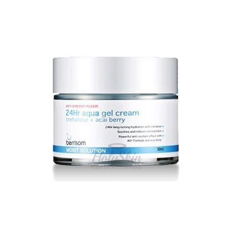24Hr Aqua Gel Cream Berrisom отзывы