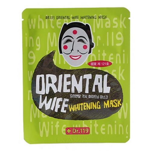 Dr.119  Wife Whitening Mask description