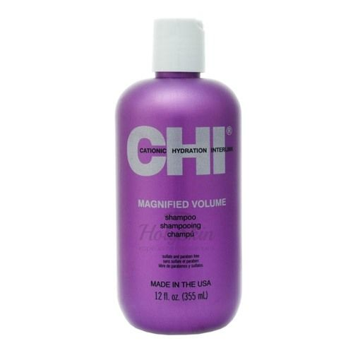 Шампунь для придания объема тонким волосам CHI Magnified Volume Shampoo фото