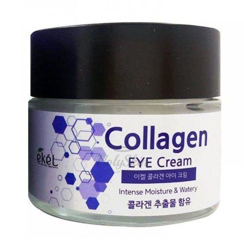 Купить Крем на основе экстракта коллагена Ekel, Ekel Collagen Eye Cream, Южная Корея