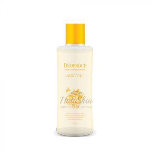 Купить Питательная эмульсия для лица с медом Deoproce, Hydro Enriched Honey Emulsion, Южная Корея