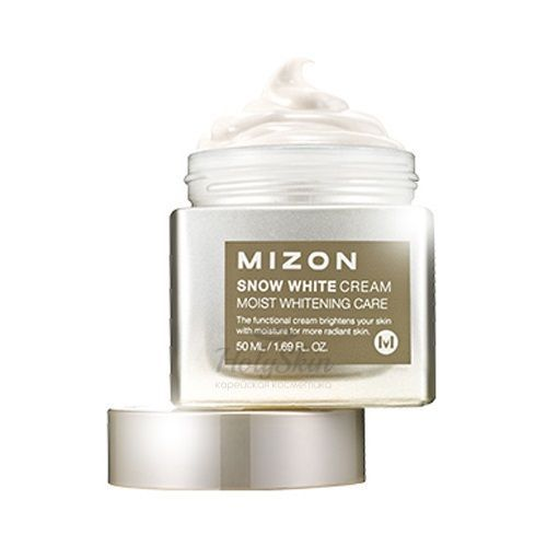 Mizon Snow White Cream отзывы
