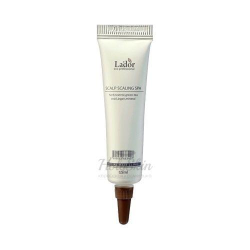 Купить Пилинг для кожи головы La'dor, Scalp Scaling Spa Ampoule 15g, Южная Корея