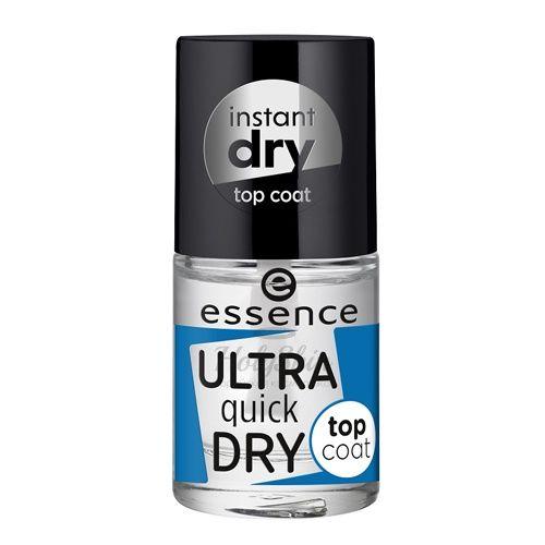 Купить Верхнее покрытие для закрепления лака Essence, Ultra Quick Dry Top Coat, Германия