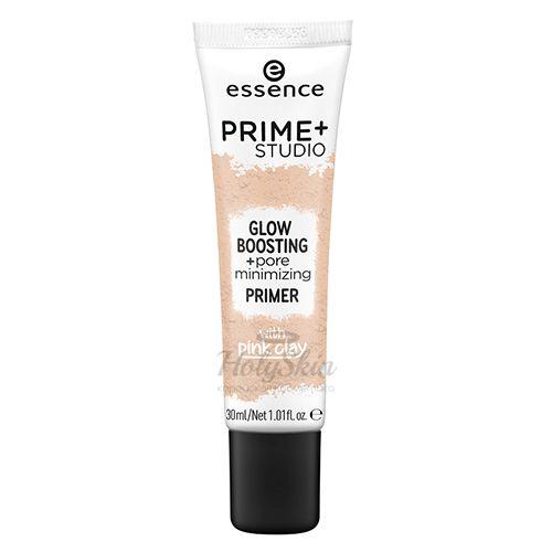 Купить Праймер для сияния кожи Essence, Glow Boosting and Pore Minimizing Primer, Германия