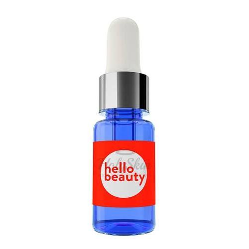Купить Утренняя сыворотка для пробуждения кожи Hello Beauty, Утренняя сыворотка Центелла азиатская и гуарана 10 мл, Южная Корея