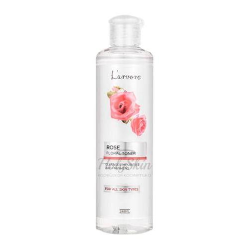 Тонер с экстрактом розы L'arvore — Rose Floral Toner