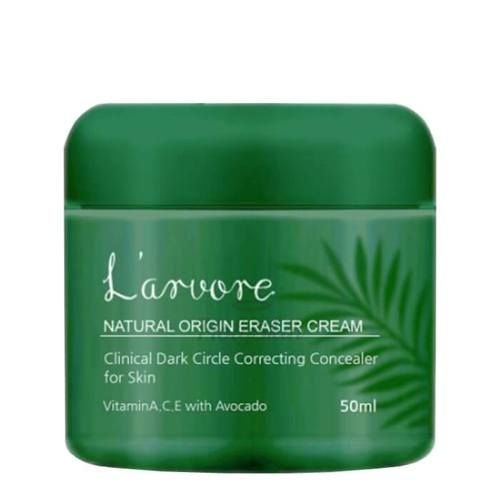Купить Крем-корректор для выравнивания тона L'arvore, Natural Origin Super Eraser Cream, Южная Корея