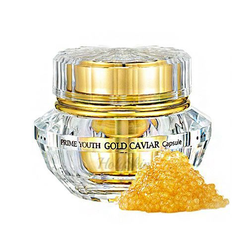 Prime Youth Gold Caviar Capsule Holika Holika купить
