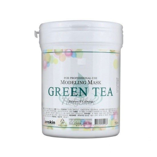 Green Tea Modeling Mask (Container) description