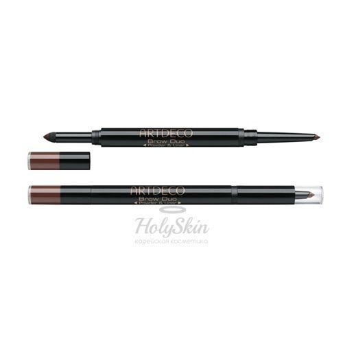 Купить Пудра и карандаш для бровей Artdeco, Brow Duo Powder and Liner, Германия