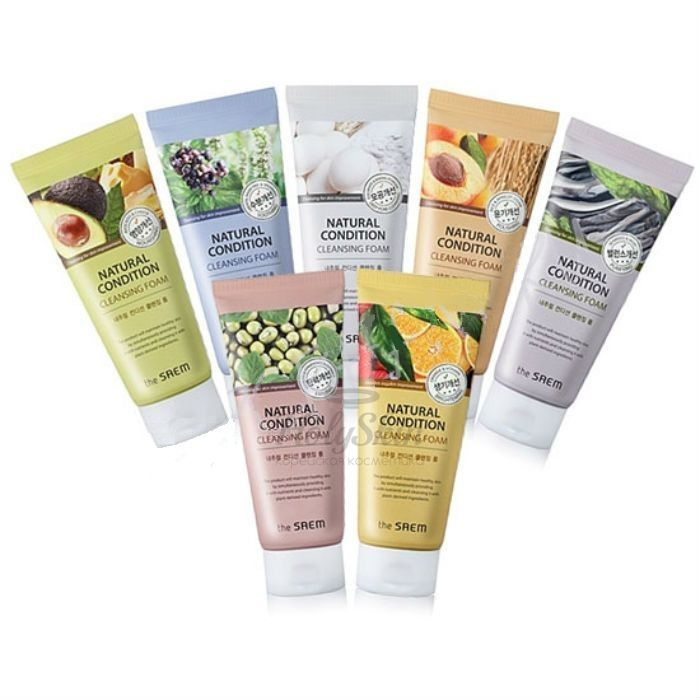 Natural Condition Cleansing Foam отзывы