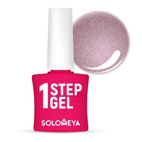Купить Однофазный гель-лак Гламур Solomeya, One Step Gel 38 Glamour, Великобритания