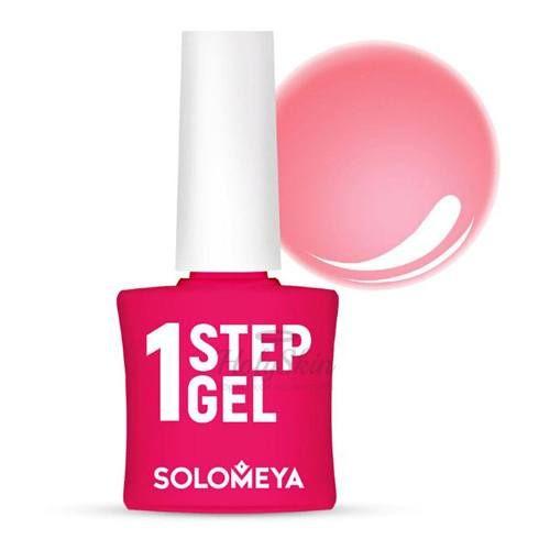 Купить Однофазный гель-лак Сорбет Solomeya, One Step Gel 9 Sorbet, Великобритания