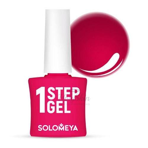 Купить Однофазный гель-лак Страсть Solomeya, One Step Gel 20 Passion, Великобритания
