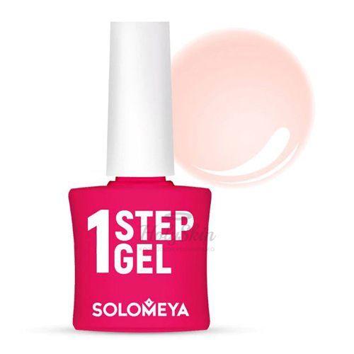 Купить Однофазный гель-лак Solomeya, One Step Gel 6 Marshmallow, Великобритания