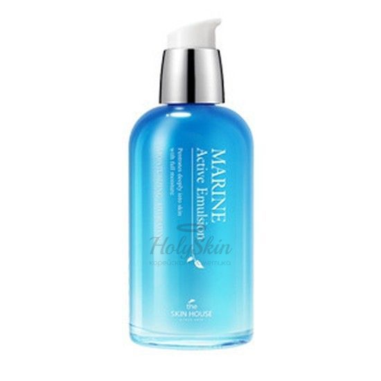 морская эмульсия The Skin House — Marine Active Emulsion