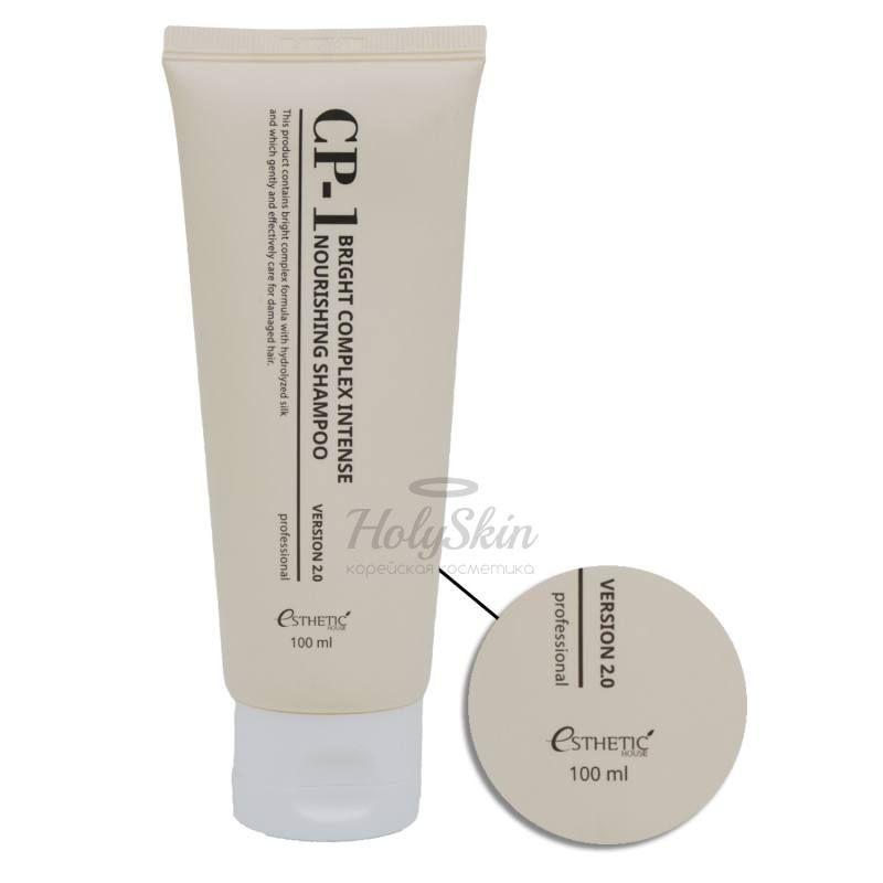 Купить Питательный шампунь с протеинами Esthetic House, CP-1 BC Intense Nourishing Shampoo Version 2.0 100ml, Южная Корея