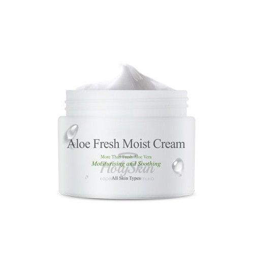 Aloe Fresh Moist Cream description
