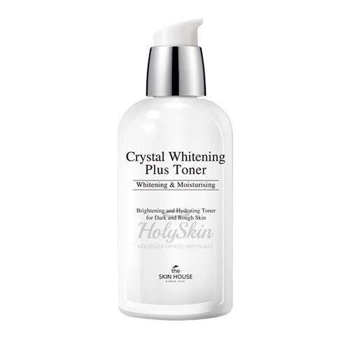 Crystal Whitening Plus Toner отзывы