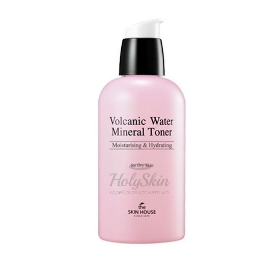 Volcanic Water Mineral Toner The Skin House отзывы