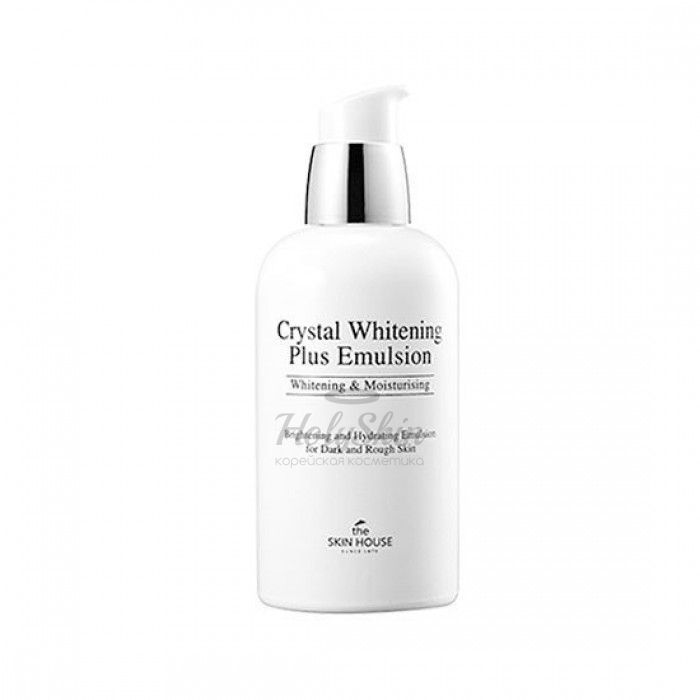 Crystal Whitening Plus Emulsion description