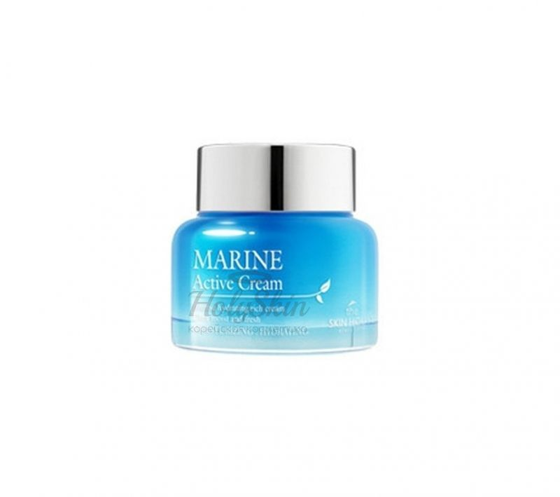 Marine Active Cream The Skin House отзывы