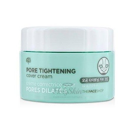 Pore Tightening Cover Cream отзывы